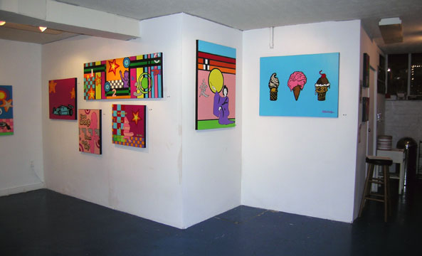 The Basement Gallery